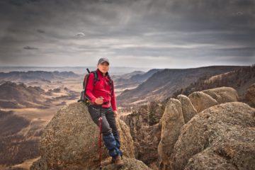 De l'Arkhangai au desert de Gobi
